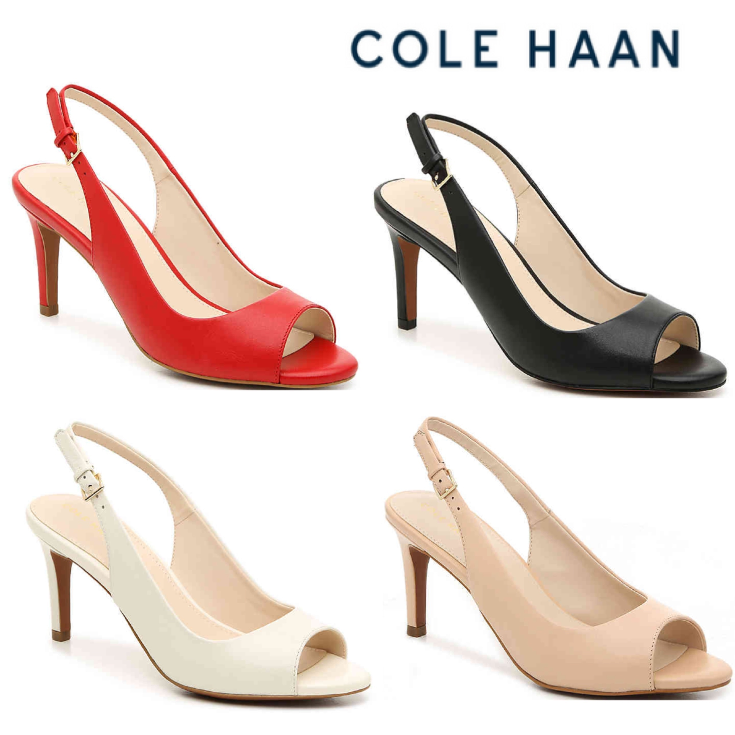 Shop Cole Haan 2019 SS Leather High