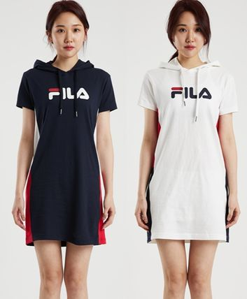 ★FILA Linear Hood One Piece リニアフードワンピース★