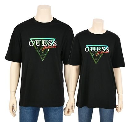 Guess Tシャツ・カットソー ☆人気☆【GUESS】☆▽ GUESS ルーズフィット 半袖Tシャツ☆3色(5)
