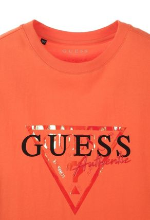 Guess Tシャツ・カットソー ☆人気☆【GUESS】☆▽ GUESS ルーズフィット 半袖Tシャツ☆3色(7)