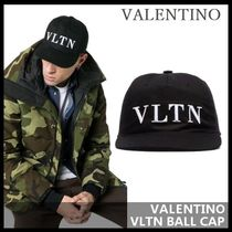 【VALENTINO ヴァレンティノ】VLTN BALL CAP QY2H0A08 KQY 0NO