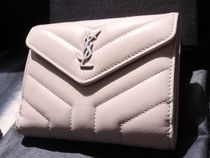 Saint Laurent ☆LouLou Compact Wallet 安心の国内即発