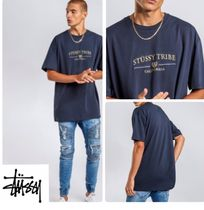 ☆STUSSY☆T-Shirt in Darkest Navy送料関税込み