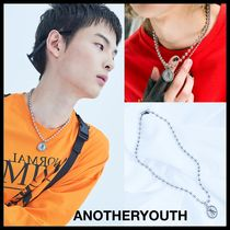 ANOTHERYOUTH(アナザーユース) ネックレス・チョーカー ☆関税込/イベント中☆ANOTHERYOUTH★A Pendant Necklace