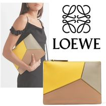 【LOEWE ロエベ】SS19 leather pouch レザーポーチ 関税込