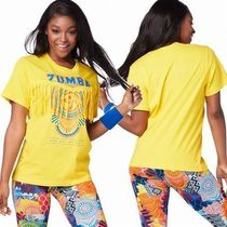 ☆ZUMBA・ズンバ☆For All Fringe Top YR