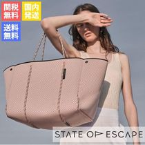 State of Escape(ステイトオブエスケープ) トートバッグ 国内在庫 State of Escape エスケープバッグ ロンハーマン 取扱