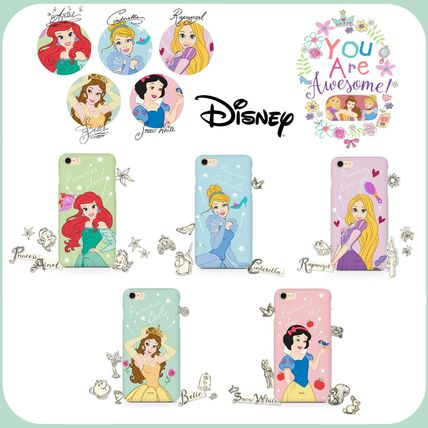 [ DISNEY ] Princess SLIM FIT IPHONE CASE