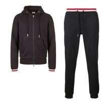 【Moncler】Zipped Hoodie&Bottoms セットアップ