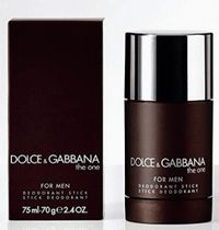 【DOLCE GABBANA】The Oneザ ワン Deodorant Stick 75ml for Men