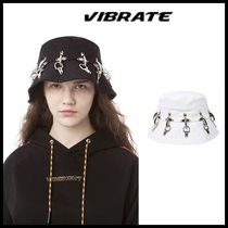 VIBRATE(バイブレート) ハット ☆VIBRATE☆ ハット V8 - FIREFIGHTING HOOK BUCKET HAT NO.1