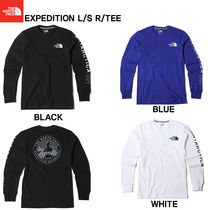【THE NORTH FACE】EXPEDITION L / S R / TEE