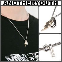 【ANOTHERYOUTH】 韓国人気 ★2 color ネックレス /追跡送料込
