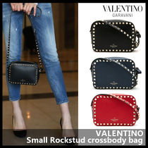 【VALENTINO】Small Rockstud crossbody bag QW2B0809 BOL