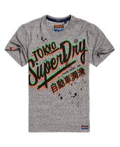Superdry (極度乾燥)★Ticket Type Oversized Fit T-Shirt