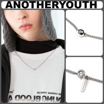 【ANOTHERYOUTH】韓国人気★Bead Pendant ネックレス/追跡送料込