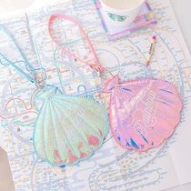 【Bentoy】 Hologram Shell Travel Names (2color)
