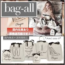 Bag-all★NY発 旅行 トラベルバッグ WOMEN'S FRENCH 6-PACK