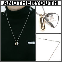 【ANOTHERYOUTH】韓国人気 正規品 ★Pick ネックレス/追跡送料込