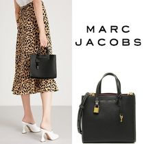 国内即発★MARC JACOBS★THE GRIND MINI GRIND 2WAYトートバッグ