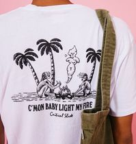 【TCSS】LIGHT MY FIRE TEE Tシャツ ☆ バック プリント