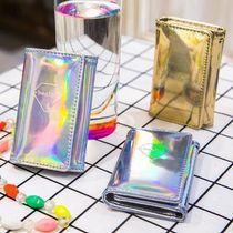 Bentoy(ベントイ) キーケース 【Bentoy】Hologram Keychain Mini Wallet (3color)