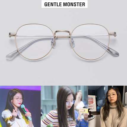 Gentle Monster★Jennie,ソンミ メガネ LETO 031