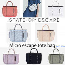 雑誌掲載! ***STATE OF ESCAPE*** Micro escape tote bag