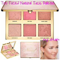 Too Faced♪Natural Face Paletteブロンザー&ハイライト&チーク