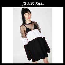 関税/送料込*DOLLS KILL*DIVISION DRESS