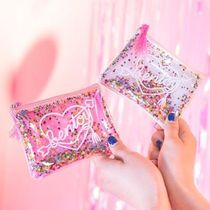 Bentoy(ベントイ) ポーチ 【Bentoy】Glitter Neon Sign Multi Pouch(2color)