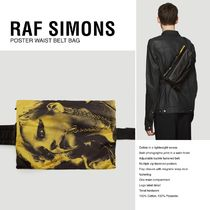 【Raf Simons x EASTPAK】Poster Belt Bag(関税送料込)