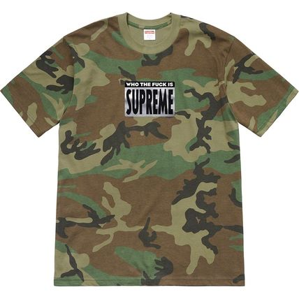 Supreme Tシャツ・カットソー Supreme シュプリーム Who The Fuck Tee SS 19 WEEK 6(8)