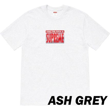 Supreme Tシャツ・カットソー Supreme シュプリーム Who The Fuck Tee SS 19 WEEK 6(4)