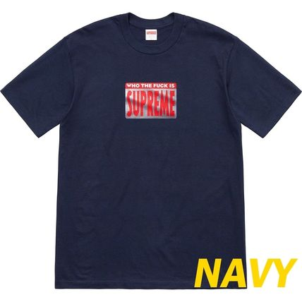 Supreme Tシャツ・カットソー Supreme シュプリーム Who The Fuck Tee SS 19 WEEK 6(5)