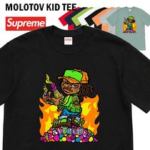 Supreme シュプリーム Molotov Kid Tee SS 19 WEEK 6