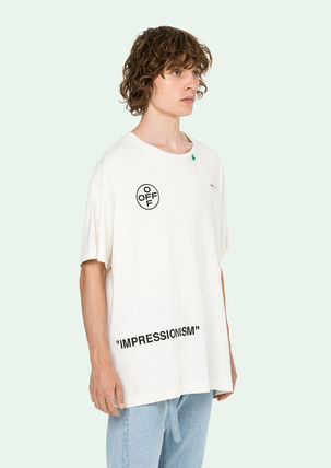 Off-White Tシャツ・カットソー 即発送 OFF WHITE 19SS STENCIL S/S OVER TEE(3)