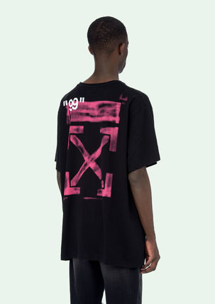 Off-White Tシャツ・カットソー 即発送 OFF WHITE 19SS STENCIL S/S OVER TEE(12)