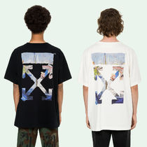 即発送 OFF WHITE 19SS COLORED ARROWS S/S OVER TEE