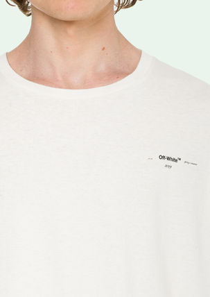 Off-White Tシャツ・カットソー 即発送 OFF WHITE 19SS COLORED ARROWS S/S OVER TEE(6)