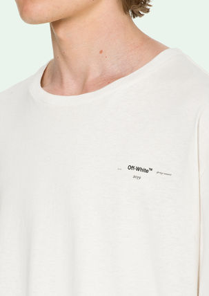 Off-White Tシャツ・カットソー 即発送 OFF WHITE 19SS COLORED ARROWS S/S OVER TEE(7)