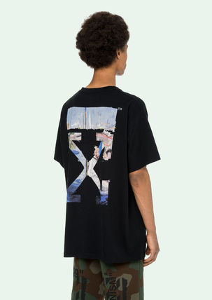 Off-White Tシャツ・カットソー 即発送 OFF WHITE 19SS COLORED ARROWS S/S OVER TEE(13)