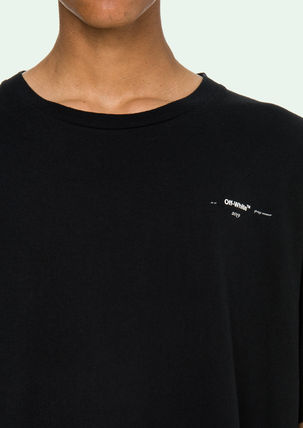 Off-White Tシャツ・カットソー 即発送 OFF WHITE 19SS COLORED ARROWS S/S OVER TEE(15)