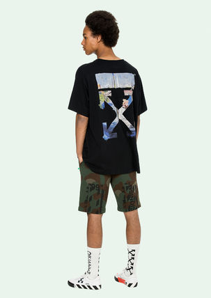 Off-White Tシャツ・カットソー 即発送 OFF WHITE 19SS COLORED ARROWS S/S OVER TEE(18)