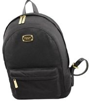 MICHAEL KORS Jet Set  Nylon Backpack with Leather Straps