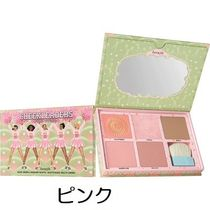 【BENEFIT】数量限定★2万円分のチーク5色+ブラシ付きパレット