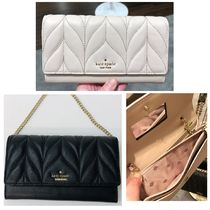 ◆Kate Spade◆ Milou Briar Lane Quilted リストレット/長財布
