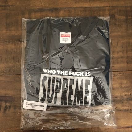Supreme Tシャツ・カットソー 6 WEEK Supreme SS 19 Who The Fuck Tee(2)