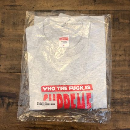 Supreme Tシャツ・カットソー 6 WEEK Supreme SS 19 Who The Fuck Tee(6)