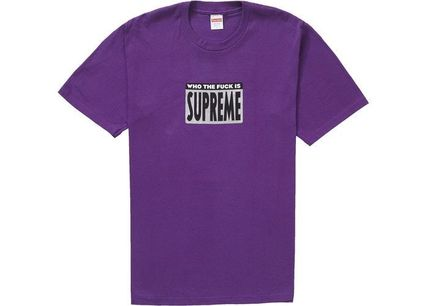 Supreme Tシャツ・カットソー 6 WEEK Supreme SS 19 Who The Fuck Tee(8)